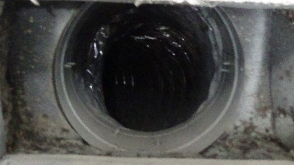 Before Duct Cleaning